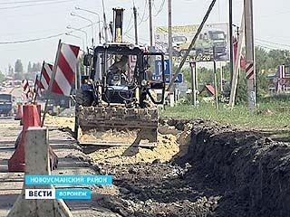 Дорогу расширяют, а жители поселка Нечаевка остаются за границей цивилизации
