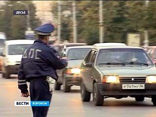 Дорожные полицейские озвучили результаты сплошных проверок в Воронеже