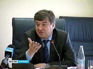 Дорожные работы в центре Воронежа должны быть завершены к 15 августа