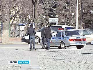 Дорожный контроль на улицах Воронежа следит за водителями автоинспекторами