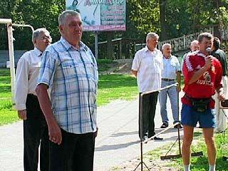 Друзья и ученики поздравили Николая Свиридова с 70-летием
