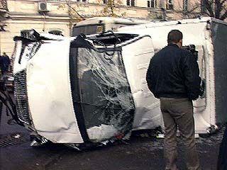 """ДТП на трассе """"Дон"""": погибли три человека"""