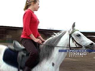 Два чемпионата по конному спорту прошли в Борисоглебске
