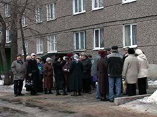 Два ТСЖ не могут поделить дом на улице Лизюкова