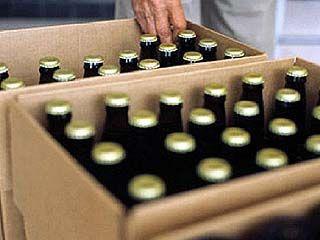 Два воронежца вынесли со склада более тысячи двухсот бутылок пива