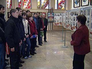 Две экспозиции открылись в Воронеже к годовщине освобождения от фашистов