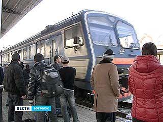 Две электрички до Воронежа вернутся - по просьбам пассажиров