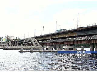 Движение по Чернавскому мосту закрыто
