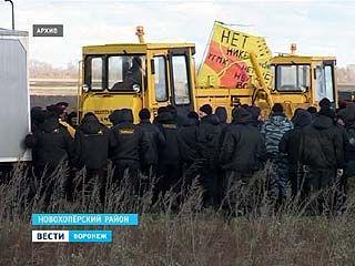 """Двое активистов движения """"В защиту Хопра"""" задержаны полицией"""
