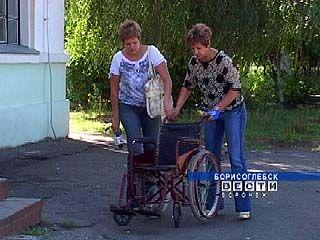 """""""Единая Россия"""" провела благотворительную акцию в Борисоглебске"""