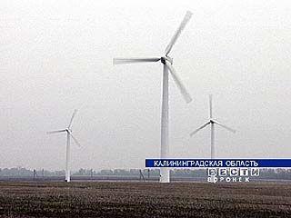Единственный масштабный ветропарк в РФ находится в Калининграде