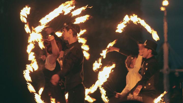В Воронеже сезон фонтанов откроют ярким фаер-шоу