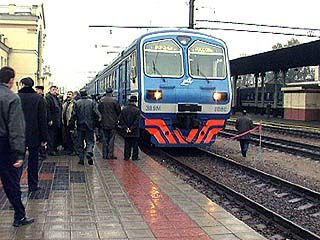 Экспериментальный поезд вводит Юго-Восточная железная дорога