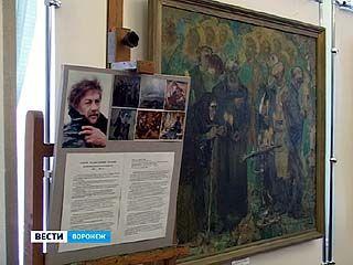 Экспозиция музея имени Крамского пополнилась картинами Андрея Богачева