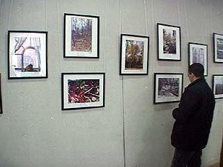 Экспозиция воронежского фотохудожника открылась в Воронеже