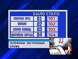 Экстренные службы Воронежа переходят на новую систему телефонных номеров