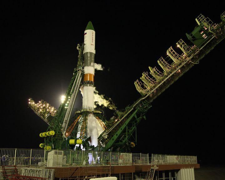 Роскосмос: Причиной аварии «Прогресса» стала неисправность двигателя воронежского производства