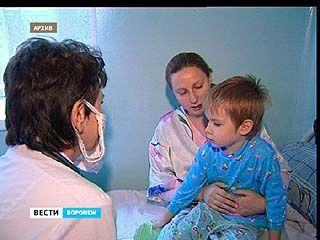 Эпидпорог заболеваемости гриппом и ОРВИ в Воронежской области превышен