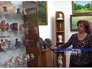 Эртильский районный краеведческий музей расширился