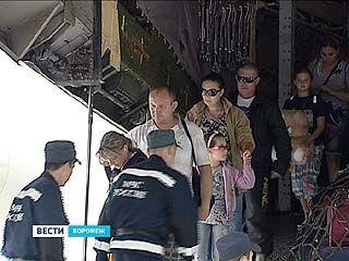 Ещё 120 сбежавших от войны. В Воронеж прибыла новая партия переселенцев с Украины