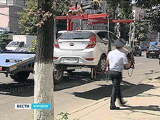 Эвакуаторов в Воронеже станет больше - 10, а к концу года - 18