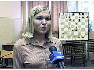Евгении Мещеряковой в 21 год присвоено звание гроссмейстера