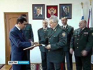 Евгений Хамин получил медаль за пропаганду здорового образа жизни