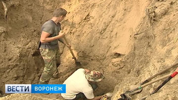 Воронежские власти начали поиск подрядчика для раскопок на месте расстрелов в Дубовке