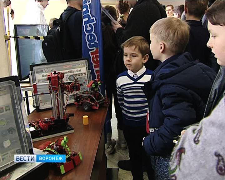 От ретрокомпьютеров до роботов-исследователей – в Воронеже прошёл «Робоарт 2017»