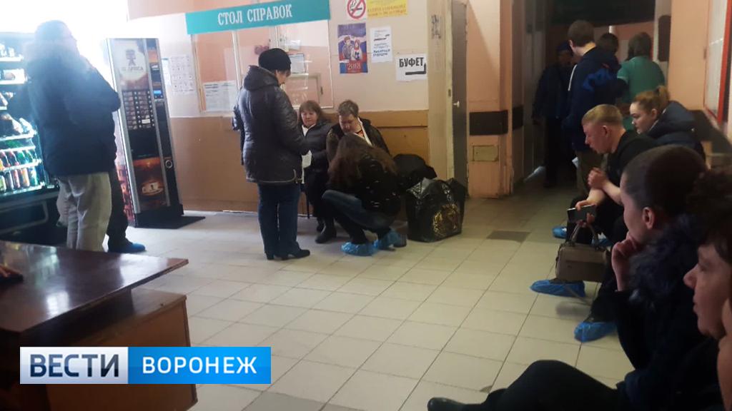 Воронежские травмпункты переполнены пострадавшими из-за гололёда