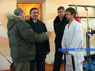 Федеральное агентство по физической культуре выделит области 55 млн руб.