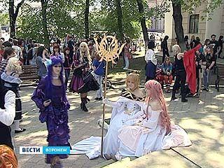 Фестиваль аниме превратился в трехдневное шоу с выставками и спектаклями