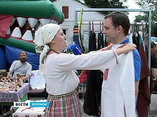Фестиваль культур в Воронеже собрал участников множества регионов страны