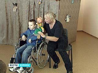 Филя, Хрюша, Степашка и Каркуша приехали в Воронеж