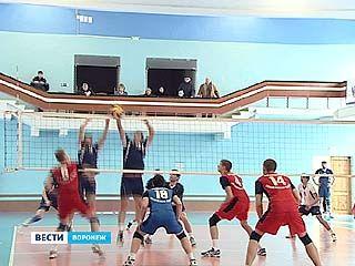 Финишировал 2 тур финального этапа первенства России по волейболу среди мужских команд