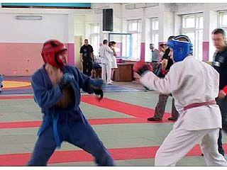 Финишировал чемпионат Воронежской области по рукопашному бою