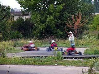 Финишировал четвертый этап Кубка Черноземья по картингу