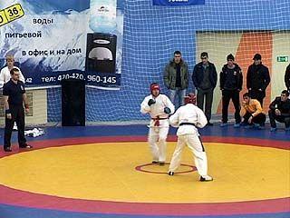 Финишировал открытый Кубок области по рукопашному бою