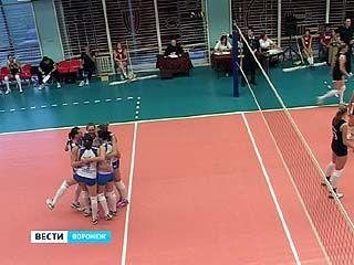 Финишировал первый этап первенства России по волейболу среди команд девочек