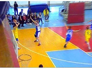 Финишировал первый городской фестиваль баскетбола