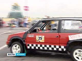 Финишировал третий этап открытого чемпионата области по автомногоборью