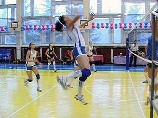 Финишировали первые туры первенства России по волейболу среди женщин