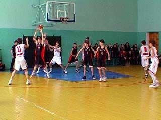 Финишировали полуфинальные встречи первенства России по баскетболу