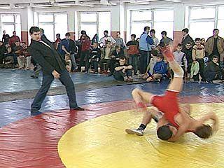 Финишировало юношеское  первенство области по греко-римской борьбе