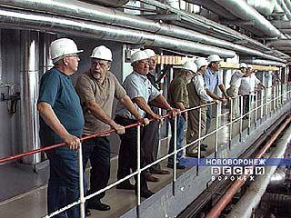 Финны посетили Нововоронежскую АЭС