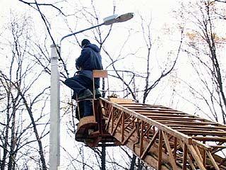 """Фонарное освещение одной из трасс """"Олимпика"""" полностью восстановлено"""
