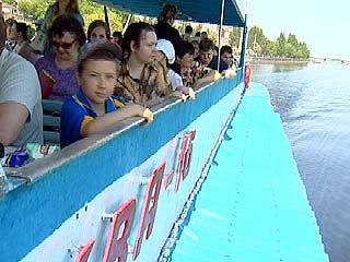 """""""Фонд чистой воды"""" устроил для детей-инвалидов праздник"""