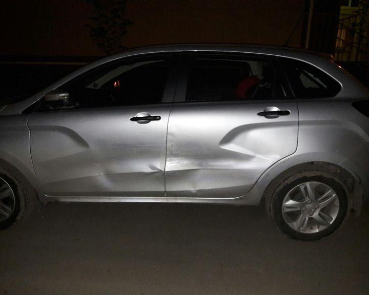 ФОТО: В Воронеже нетрезвый водитель протаранил пять авто