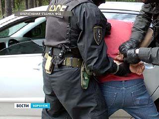 ФСБ перекрыла крупный канал поставки наркотиков в Воронежскую область