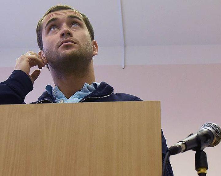 Футболист Александр Кержаков приехал в Воронеж для участия в судебном разбирательстве
